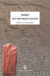 1232.Yenisey Mezar Yazıtları KAPAK