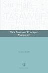 turk tasavvuf edebiyatı